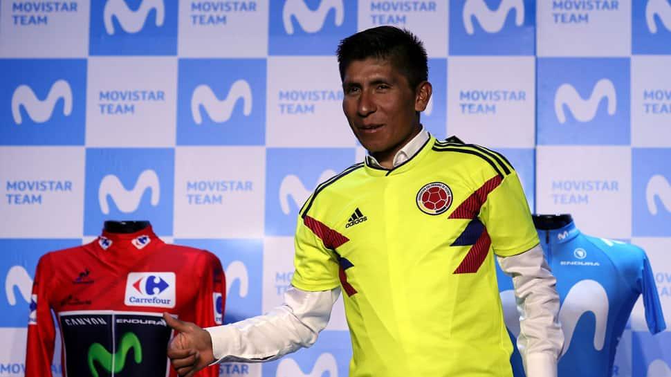 FIFA World Cup 2018: Cycling star Nairo Quintana calls for unity following Colombia's loss to Japan