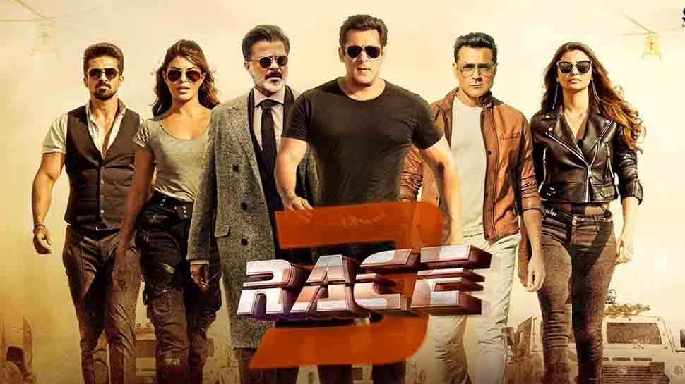 Salman Khan's Race 3 marches ahead at Box Office, to soon enter 150 crore club