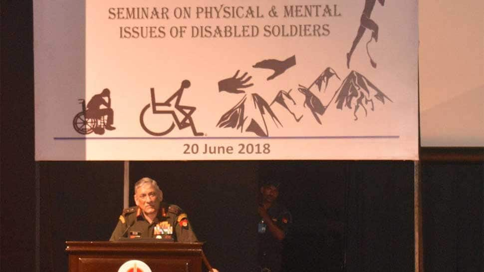 Army honours its bravehearts disabled in the line of duty