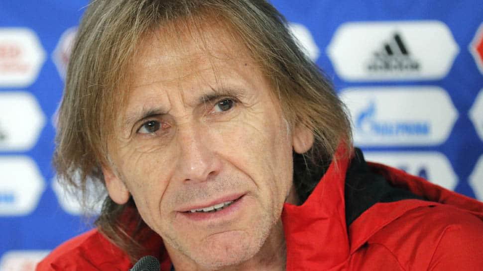 Ricardo Gareca says Peru can still qualify for FIFA World Cup knockout round