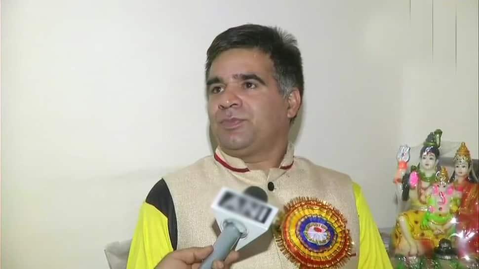 BJP J&K chief Ravinder Raina alleges death threats from Pakistan