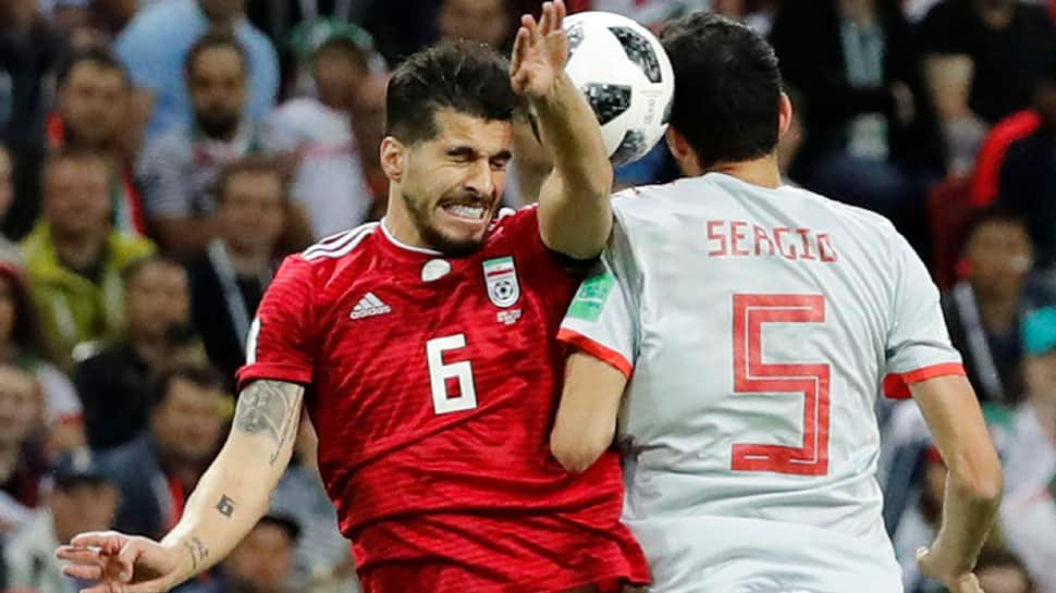 FIFA World Cup 2018: Iran's Saeid Ezatolahi ready to take his chances against Portugal