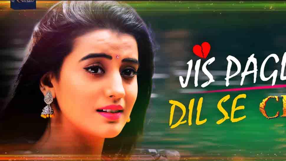 Bhojpuri hottie Akshara Singh's song Jis Pagle Ko Dil Se Chaha will bring tears to your eyes