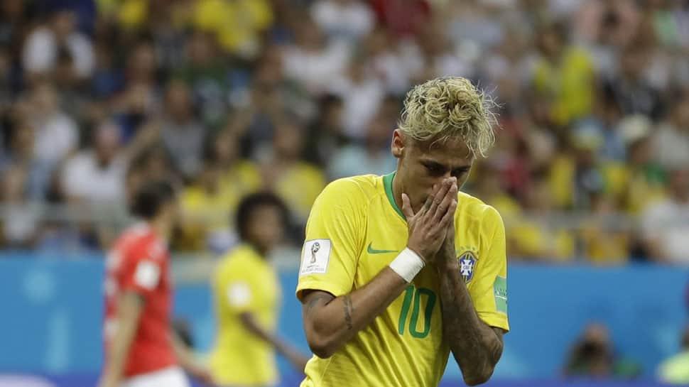Brazilian striker Neymar to start against Costa Rica in FIFA World Cup 2018 Group E match