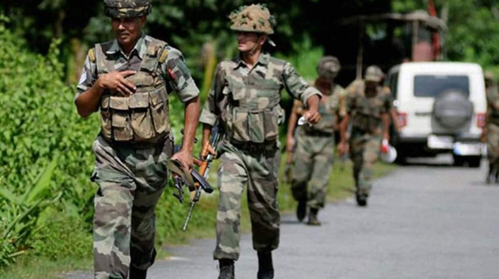 4 terrorists gunned down in encounter with security forces in J&K's Anantnag