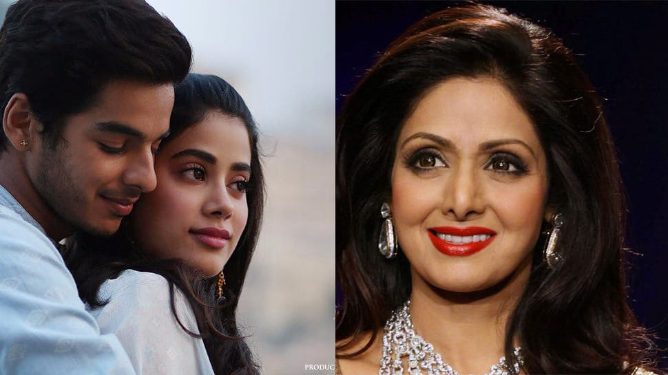 Dhadak: Janhvi Kapoor-Ishaan Khatter starrer to pay tribute to late actress Sridevi?