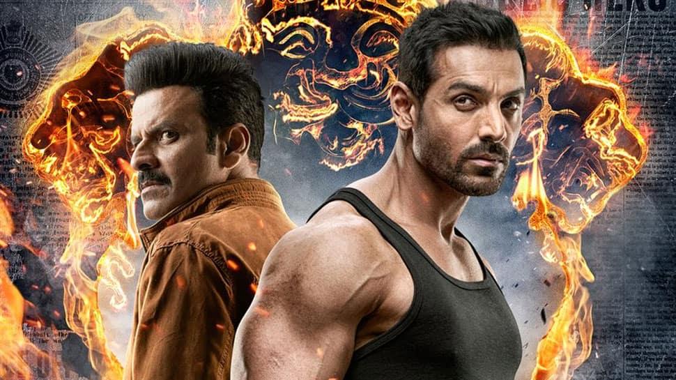 Satyamev Jayate: Manoj Bajpayee looks impressive in cop's role—See poster