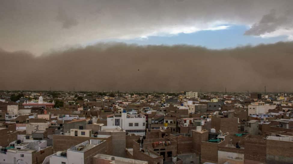 Thunderstorm likely in parts of Uttar Pradesh on Friday: Lucknow Met centre