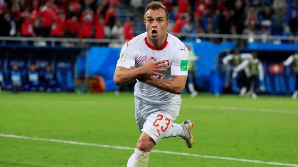 Switzerland defeat Serbia 2-1 in last-minute thriller