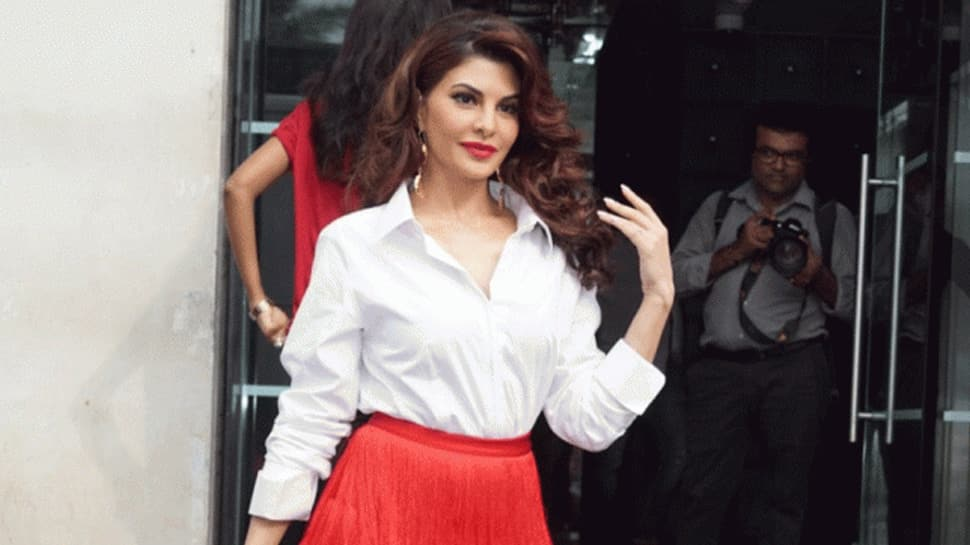 Yoga has slowly become an integral part of me: Jacqueline Fernandez