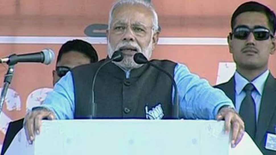 Prime Minister Narendra Modi to unveil several development projects in Madhya Pradesh