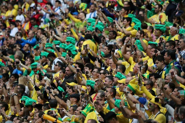 FIFA World Cup 2018: Brazilian men accused of sexually harassing Russian TV journalist