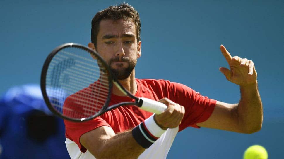 Marin Cilic marches past  Sam Querrey into Queen's tennis semis
