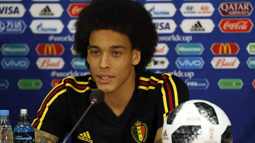 Belgium's Axel Witsel says 2018 team better than previous FIFA World Cup edition