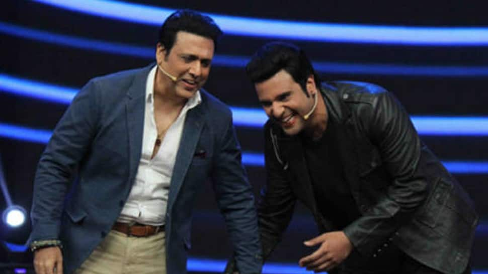 Krushna Abhishek's relationship with Govinda hits a rough patch