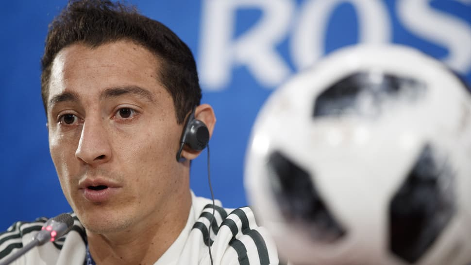 FIFA World Cup 2018: Mexico captain Andres Guardado says win against Germany is only a start