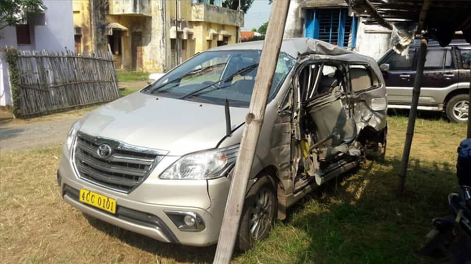5 Killed In Uttar Pradesh Road Accident India News