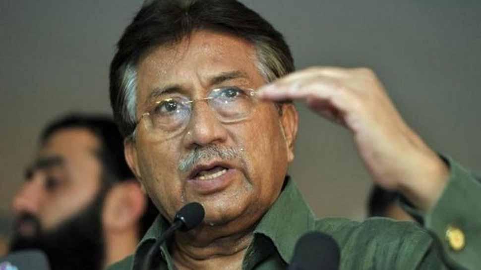Haven't quit politics, says Pervez Musharraf
