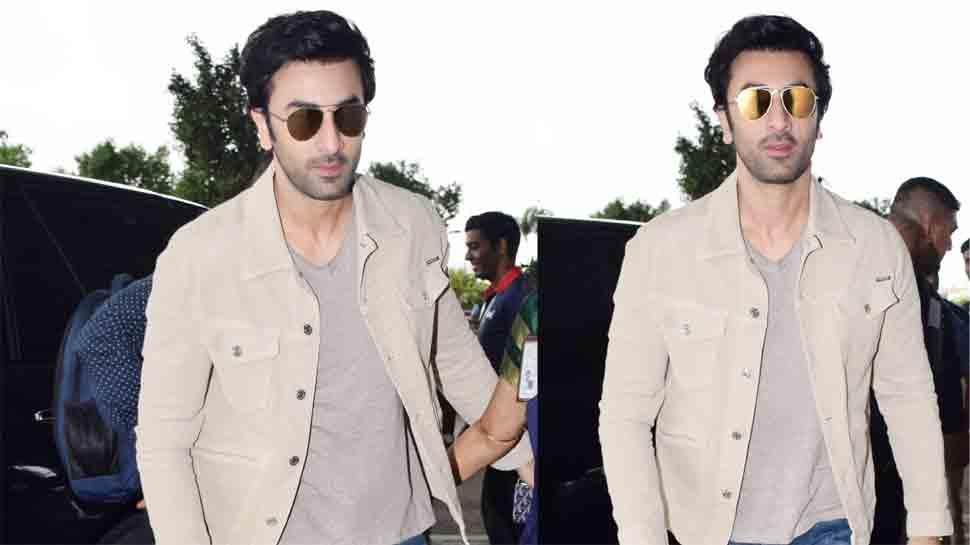Ranbir Kapoor heads to Bangkok for IIFA awards in style — See pics