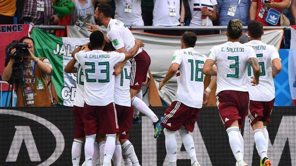 FIFA World Cup 2018: Mexico beat South Korea 2-1, enter Round of 16