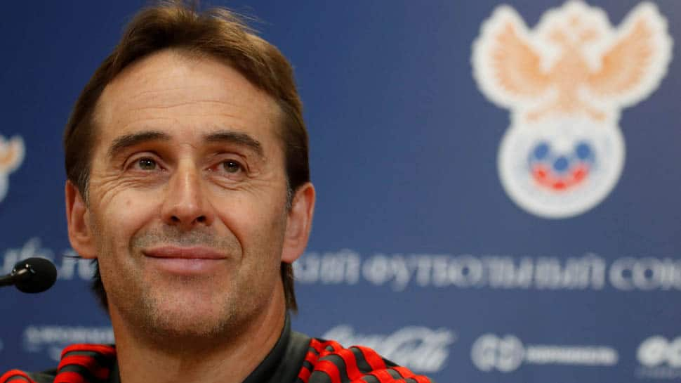 FIFA World Cup 2018: Julen Lopetegui shadow hangs over Spain ahead of Morocco game