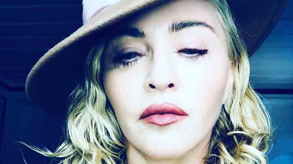 Madonna's steamy love letter to female model she once kissed, up for auction