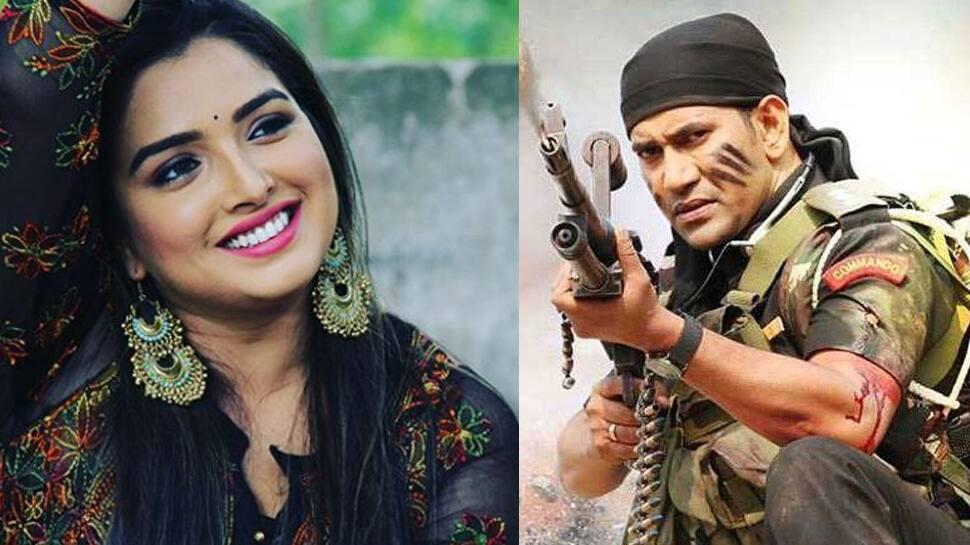 Border row: Aamrapali Dubey supports co-star Dinesh Lal Yadav aka Nirahua