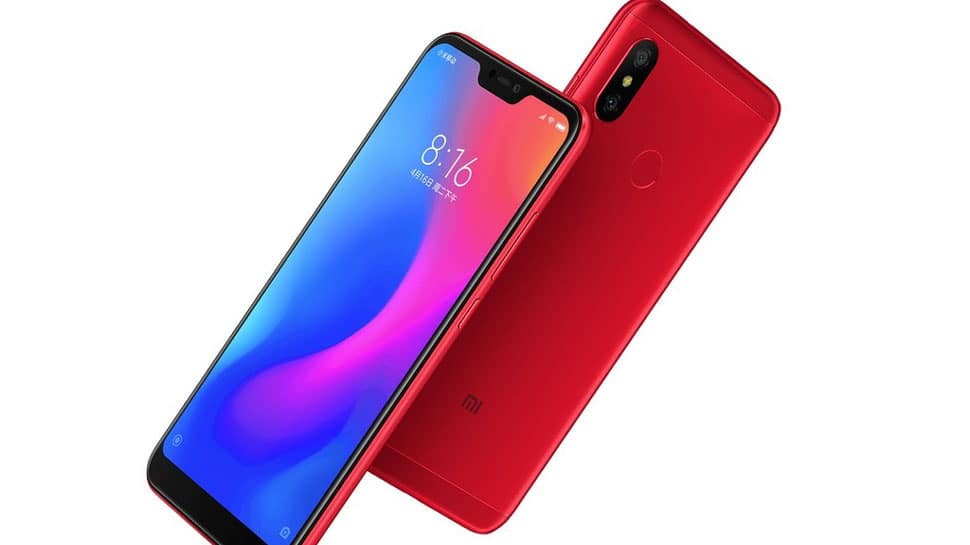 Xiaomi Redmi 6 Pro with 19:9 display launched: Price, features and more