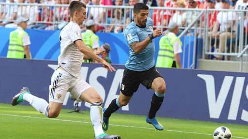 FIFA World Cup 2018: Uruguay vs Russia - As it happened