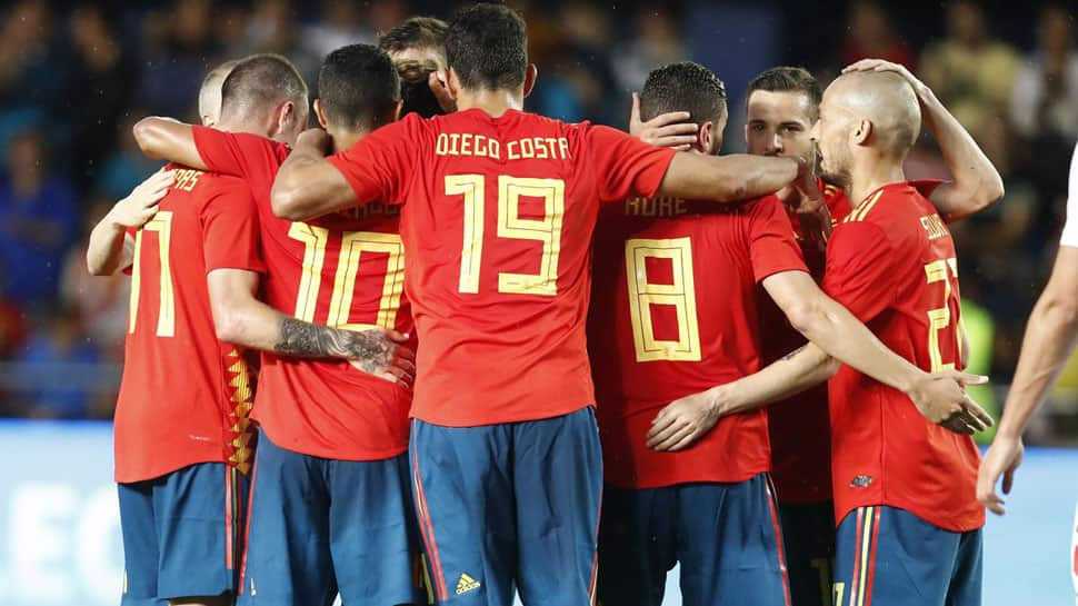 FIFA World Cup 2018: Spain vs Morocco live streaming timing, channels, websites and apps