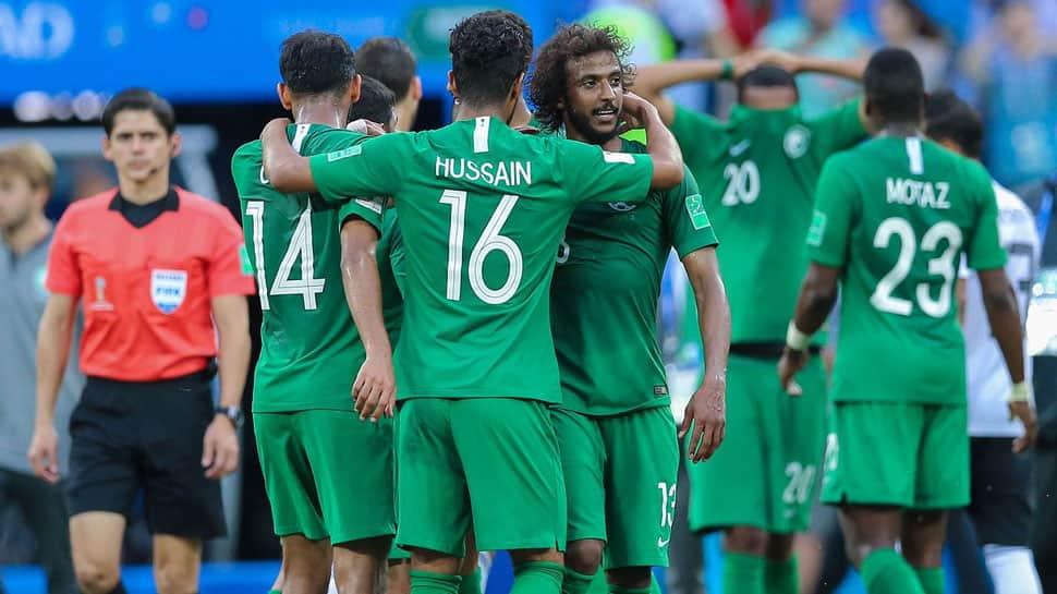 FIFA World Cup 2018: Saudi Arabia defeat Egypt in consolation win