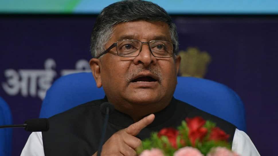 Union Law Minister Ravi Shankar Prasad appeals to Sonia Gandhi, Mamata Banerjee and Mayawati to help pass triple talaq bill