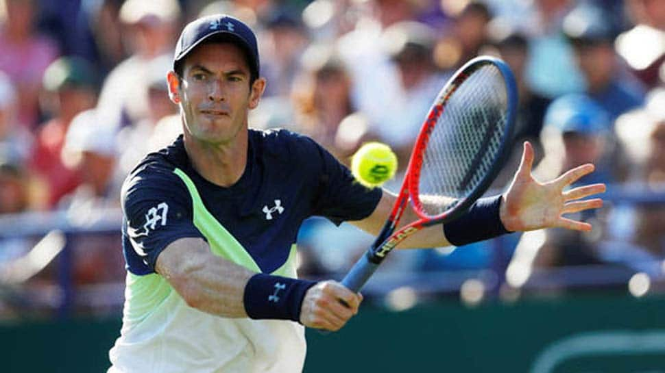 Andy Murray in no rush to decide on Wimbledon