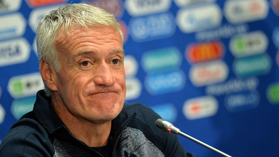 FIFA World Cup 2018: Looking to beat Denmark and win Group C, says France coach Didier Deschamp