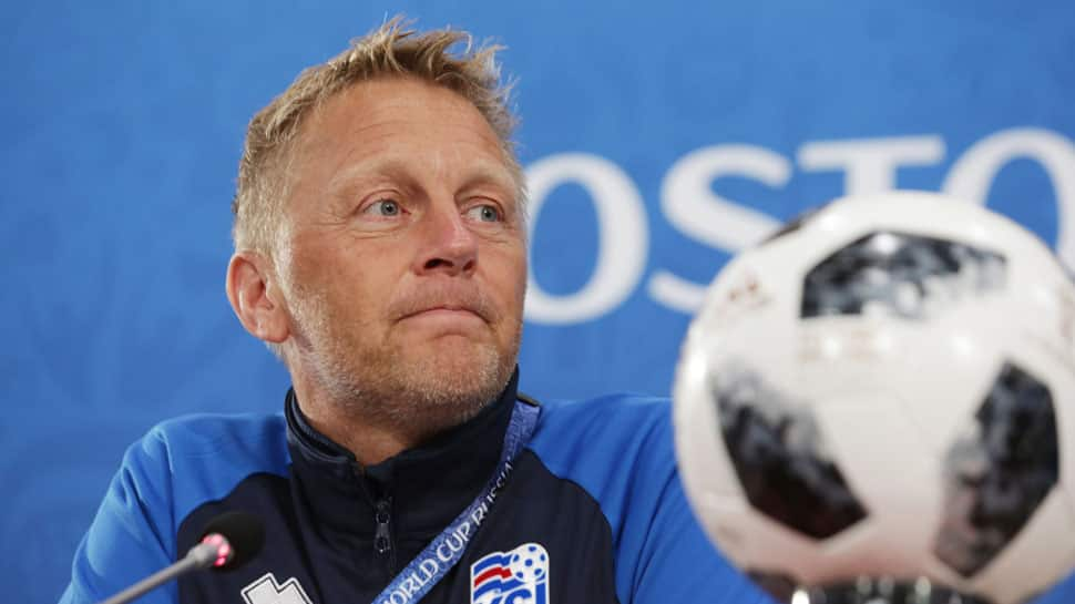 FIFA World Cup 2018: Advancing to last 16 in 1st World Cup would be huge success, says Iceland coach Heimir Hallgrimsson