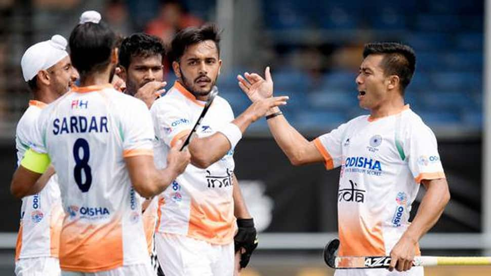 Confident India aim to upstage Australia in Champions Trophy hockey