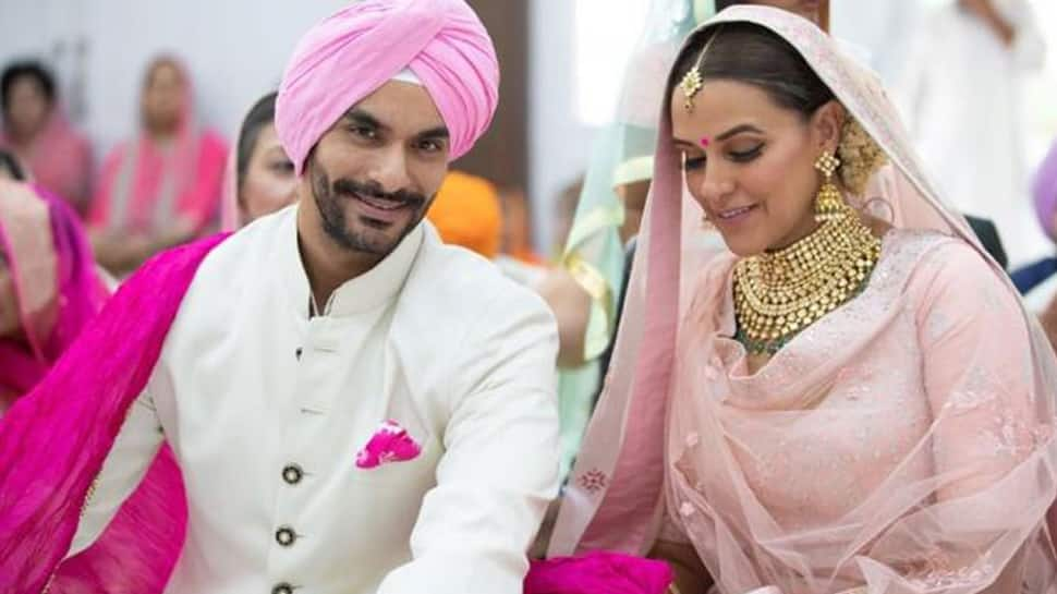 Angad never wanted to date me: Neha Dhupia