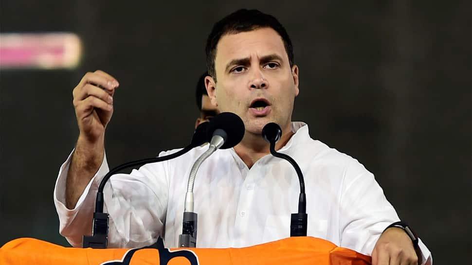 While PM Modi makes Yoga videos, India leads Afghanistan, Syria & Saudi Arabia in rape against women: Rahul Gandhi