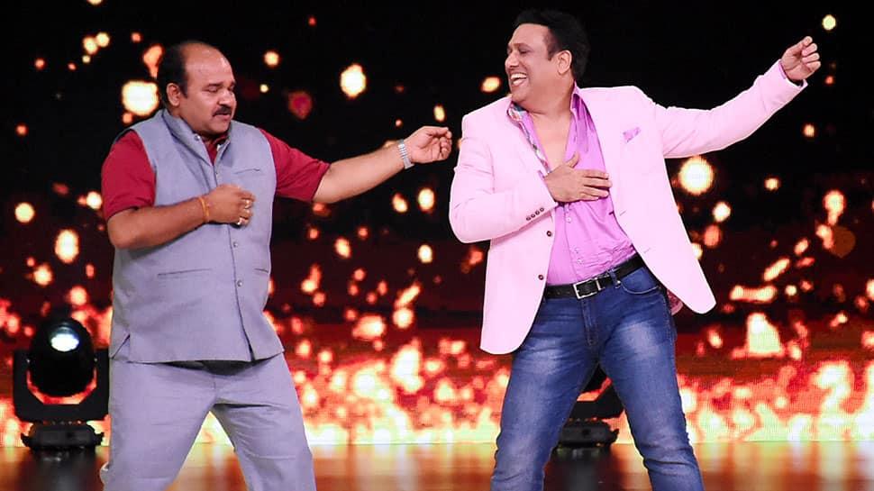 Govinda shares post on 'dancing uncle' Sanjeev Shrivastava, Ranveer Singh calls Chi Chi sir 'king'