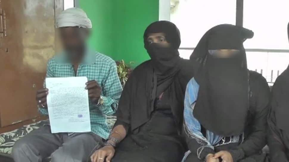 Father of 4 writes to PM Narendra Modi and Yogi Adityanath, seeks security for daughters