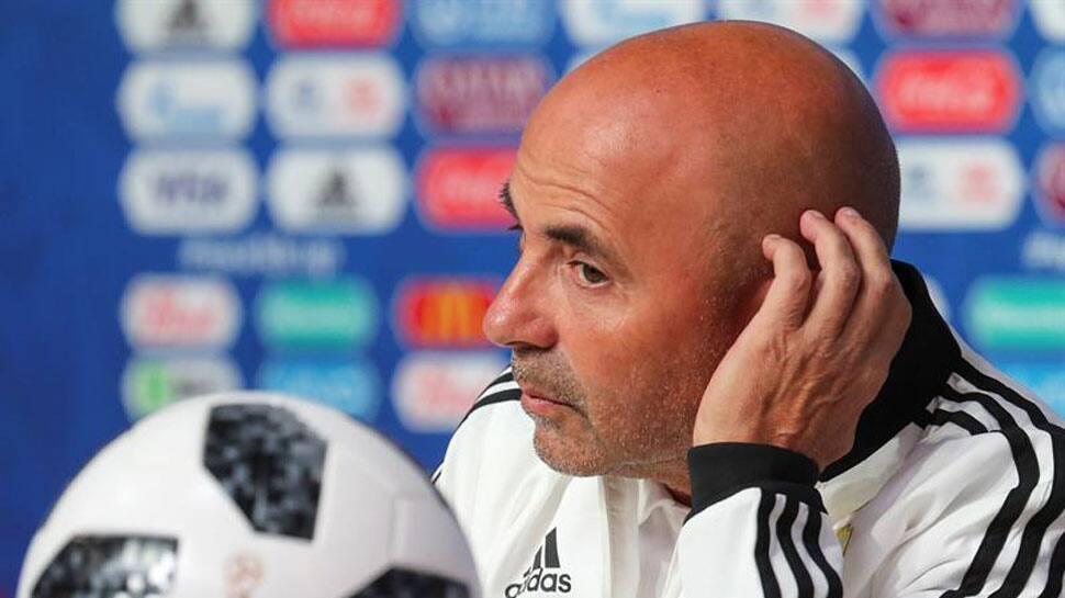 FA President Claudio Tapia rubishes Argentina coach Jorge Samapoli's dismissal