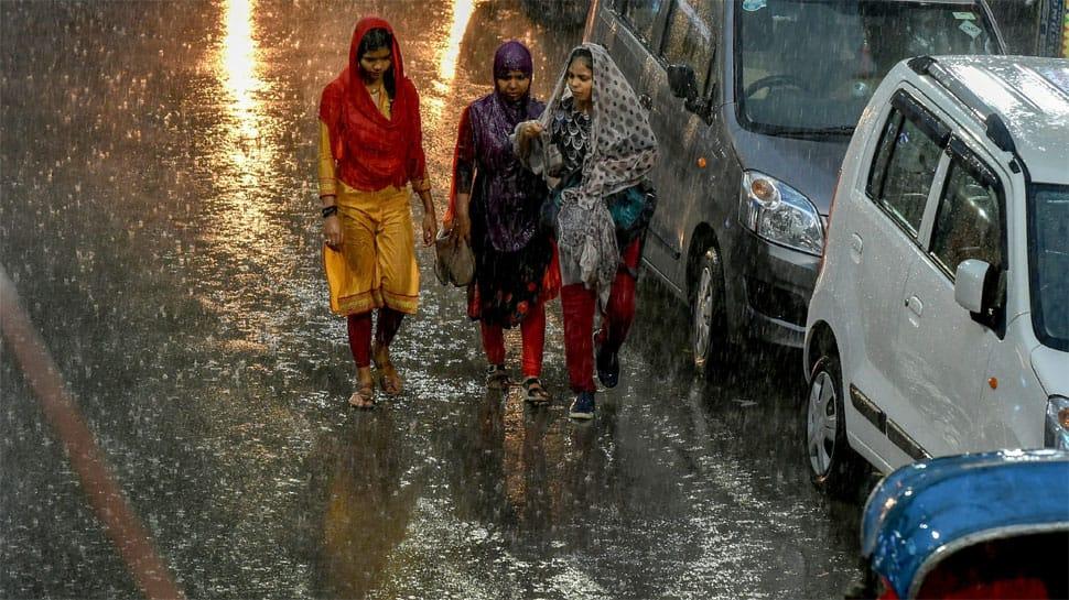 As southwest monsoon advances, IMD issues heavy rains warning for Madhya Pradesh, Bihar, Jharkhand, West Bengal