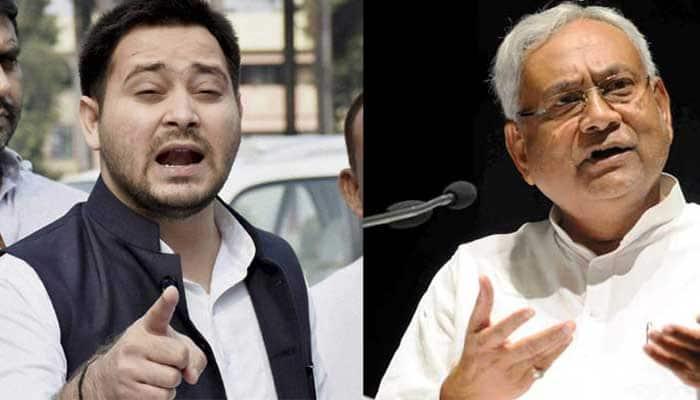 'Uncomfortable' Nitish Kumar eyeing return to Grand Alliance, but doors are closed: Tejashwi Yadav