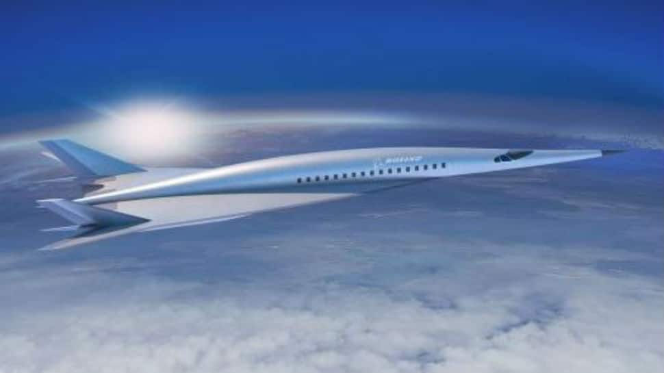 Boeing's concept hypersonic jet could do New York-London in two hours