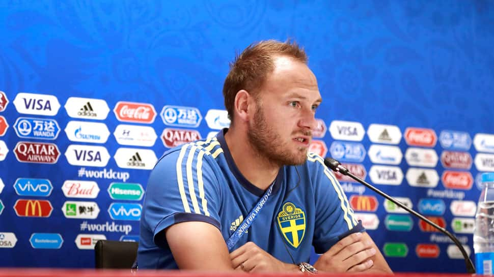 FIFA World Cup 2018: Mexico capable of strong counterattacks, says Sweden captain Andreas Granqvist
