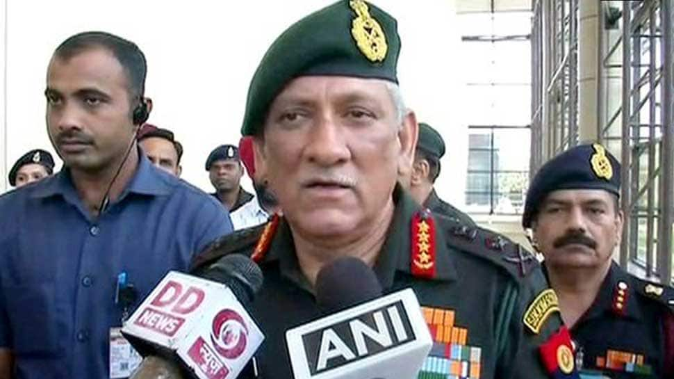 Army Chief Gen Bipin Rawat rejects UN report on Jammu and Kashmir, calls it 'motivated'