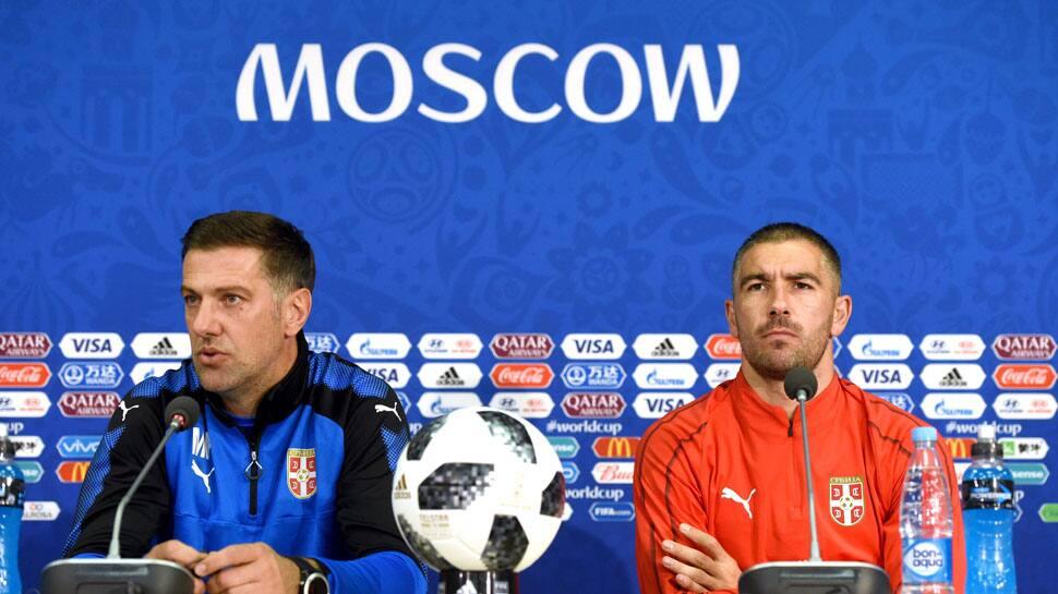 FIFA World Cup 2018: Serbia captain Aleksandar Kolarov sees Brazil match as biggest of his life