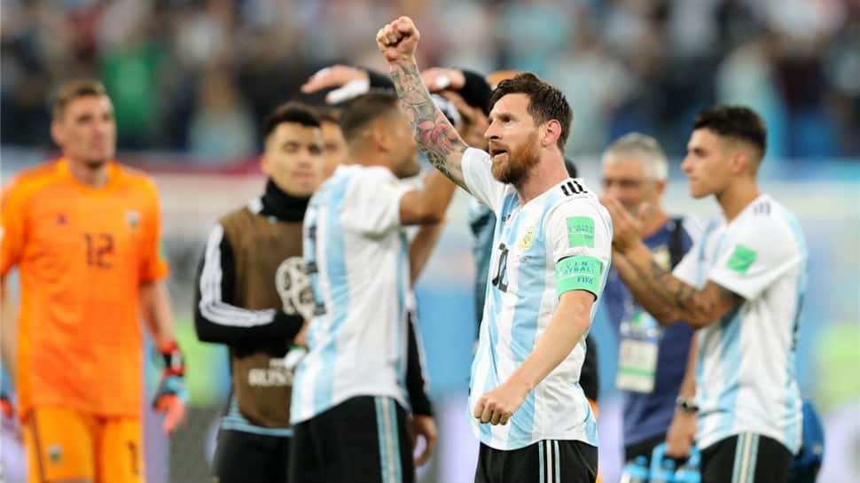 Life or death: Lionel Messi's message to Argentina during halftime of FIFA World Cup 2018 match against Nigeria