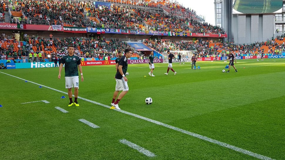 Mexico vs Sweden FIFA World Cup 2018 live streaming timing, channels, websites and apps
