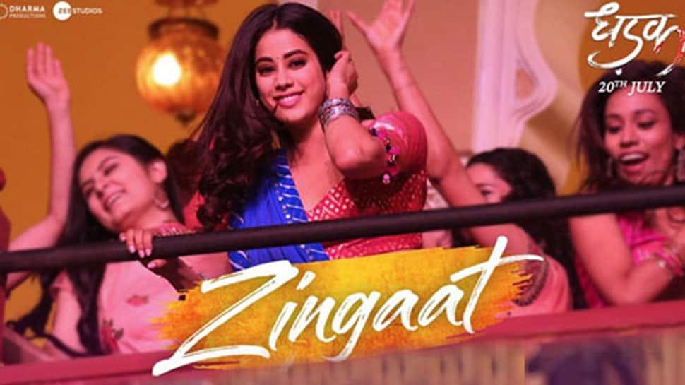 Had no pressure to recreate 'Zingaat': Ishaan, Janhvi